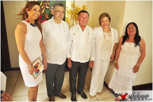 Belize's Independence Celebrated in El Salvador