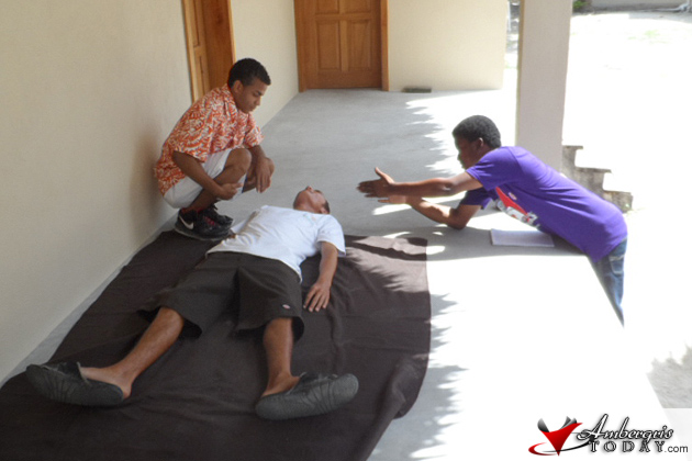 El Secreto Resort Staff Trained in First Aid