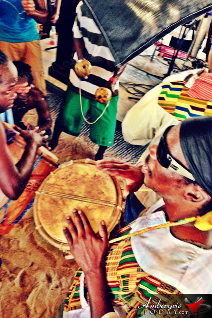 Garifuna Settlement Day Celebrations in San Pedro, Belize
