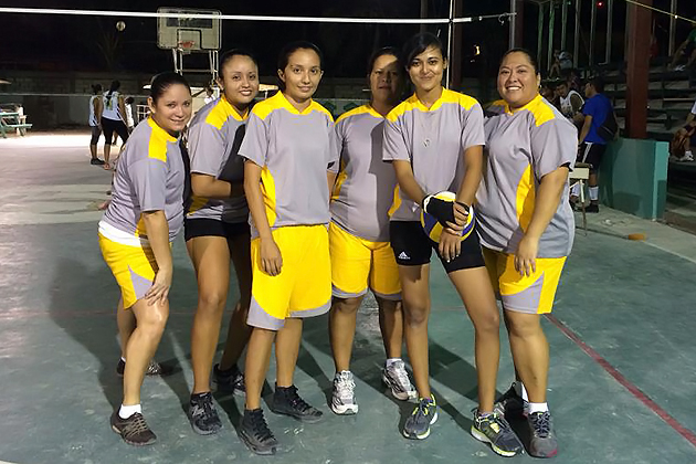 Inter-Office Volleyball Championship Heats Up in San Pedro