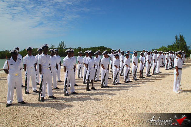 Belize Coast Guard Strengthens Presence In San Pedro