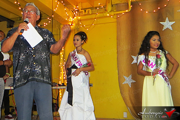 San Pedro Holy Cross Anglican School Holds Pageant to Support Feeding Program