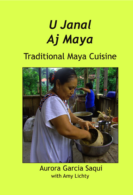 Launch of First Ever Maya Cookbook in Belize
