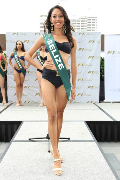 Miss Earth Belize