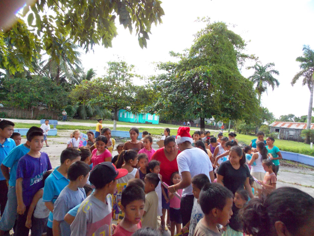 Chukka Belize Spreads Christmas Cheer with Toy Drive