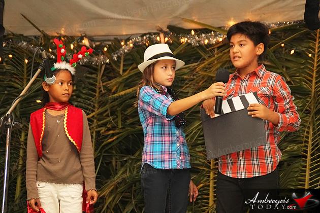 Island Academy's Hollywood Christmas Spectacular