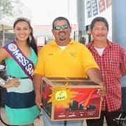 San Pedro Businesses Hold 2013 Christmas Raffles