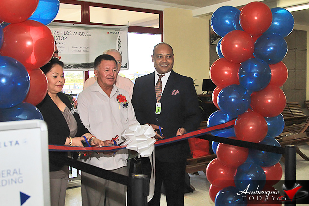 Delta Inaugurates Non-stop Service Between Los Angeles and Belize