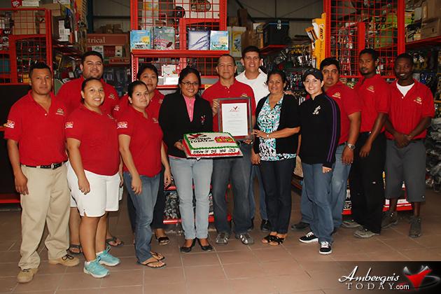 San Pedro Person of the Year 2013 Alfonso Castillo