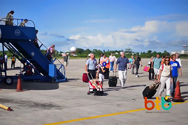 Belize Tourism Industry in Good Health