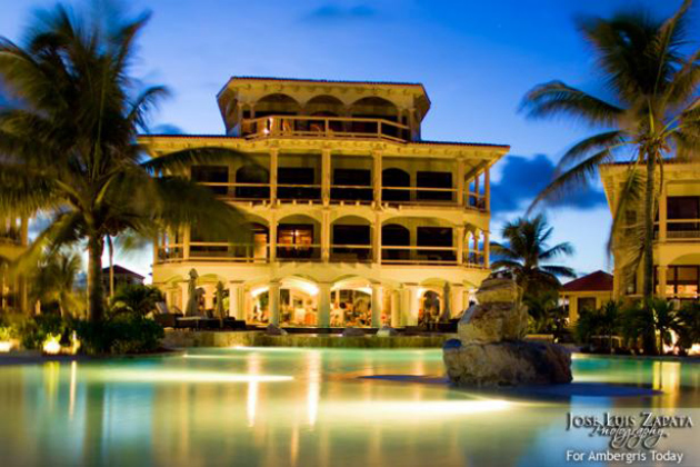 San Pedro Resorts Make Top 25 Hotels in Central America
