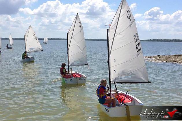 San Pedro Junior Sailing Club Excels in Corozal Bay RegattaSan Pedro Junior Sailing Club Excels in Corozal Bay Regatta