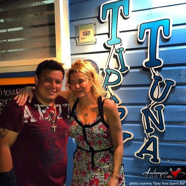 Celebrity Talk Show Host Chelsea Handler Vacations in Belize
