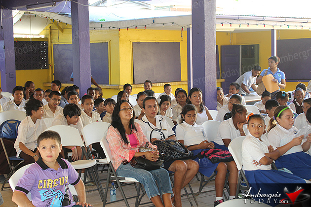 Spelling Bee Zone 5 Eliminations Held in San Pedro