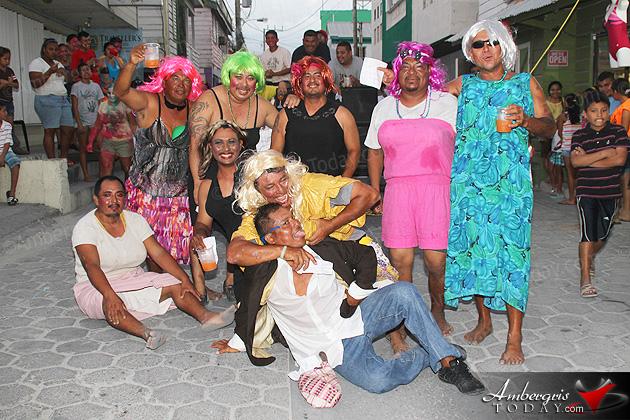 Carnaval de San Pedro Alegria y Color La Mascara del la Tradicion