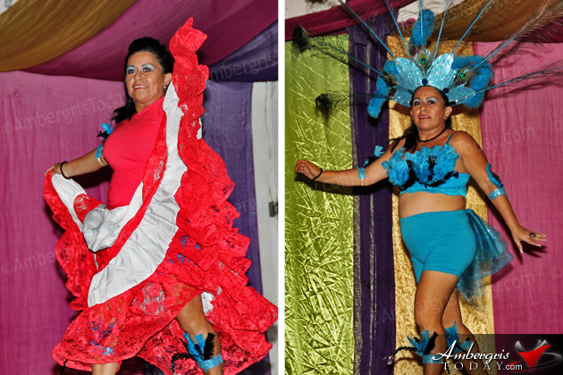 Leonor Rosado is San Pedro's First Mrs. Reina del Carnaval