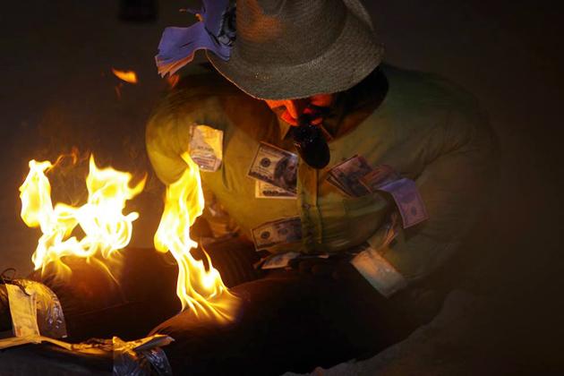 Don Juan Carnaval Burnt Post Celebrations