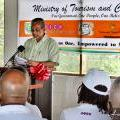 New Facilities Inaugurated at Bacalar Chico National Park and Marine Reserve