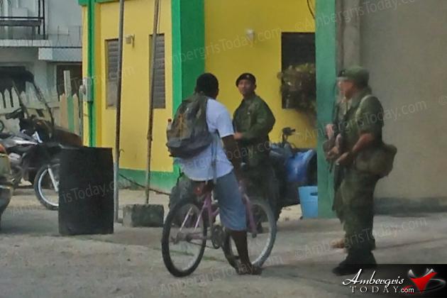 Belize Gang Suppression Unit Starts Island Clean Sweep