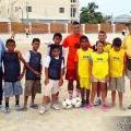 FIFA Grassroots Training in San Pedro