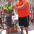 Easter Monday Cycling Race held in San Pedro