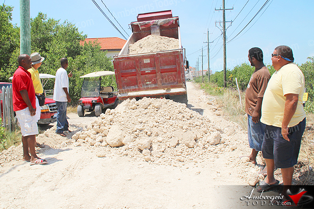 North Ambergris Caye to Have Paved Road Soon!