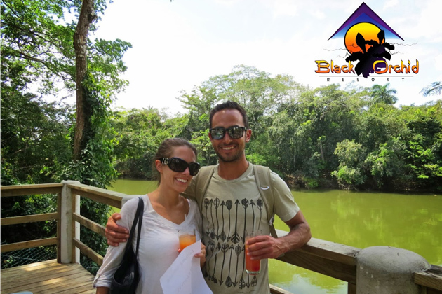Million Dollar Wheel of Fortune Winner Visits Belize