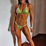 Gabriela Nunez Represents Belize at Miss Costa Del Caribe Fitness Competition