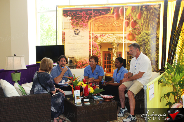 Belize Experience Promoted at Belize Tourism Expo 2014
