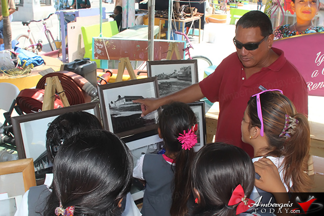 San Pedro Observes Information Day