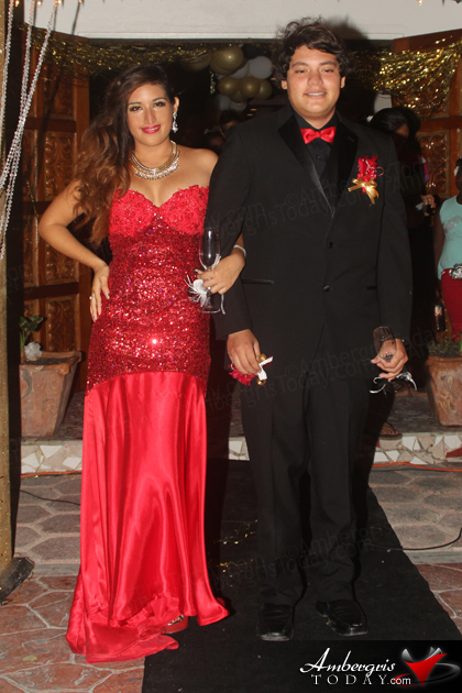 San Pedro High School Prom Goes Back in Time