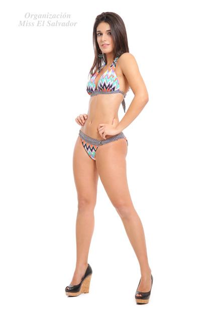 Miss El Salvador Contestant Announced for Costa Maya Festival