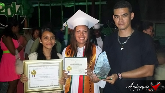 Graduations at San Pedro High School Campus