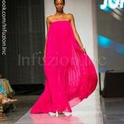 Joris Hendricks Represents Belize at Caribbean Fashion Week