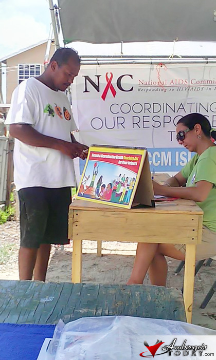 Successful Community Outreach Activities Held By The National AIDS Commission