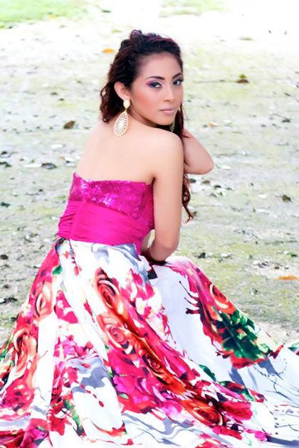 Miss Belize Contestant Announced for Costa Maya Festival