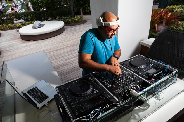 Miami's DJ Jax to Entertain at Costa Maya After Party