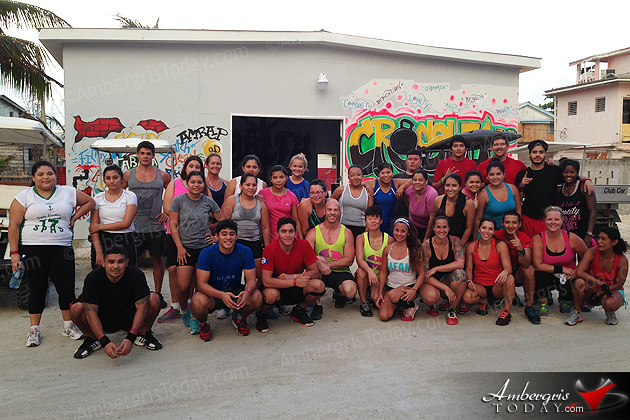 San Pedro Welcomes Fitness Tourism into the Belize Mix