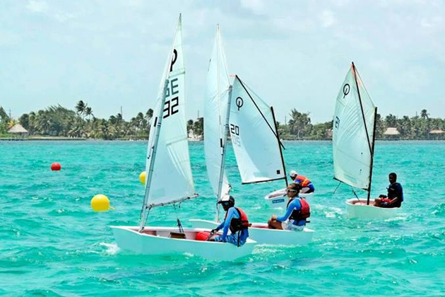 San Pedro Hosts 5th Belize National Regatta