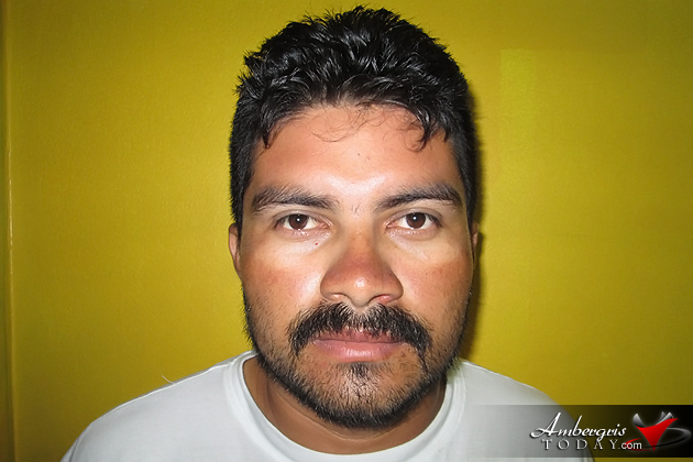 Juan Menjivar charged with drug trafficking, discharging firearm in public, uncustomed goods and possession of over $10K