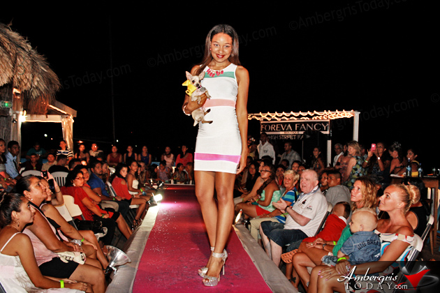 Saga Hosts Costa Maya Delegates at Furball Fashion Show