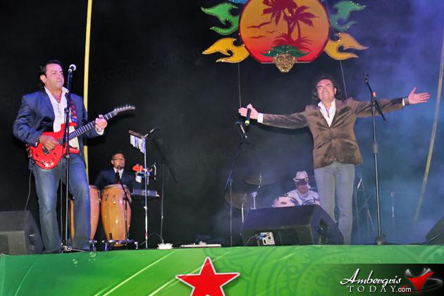 Costa Maya Festival Brings the Island to Life – Performance Highlights