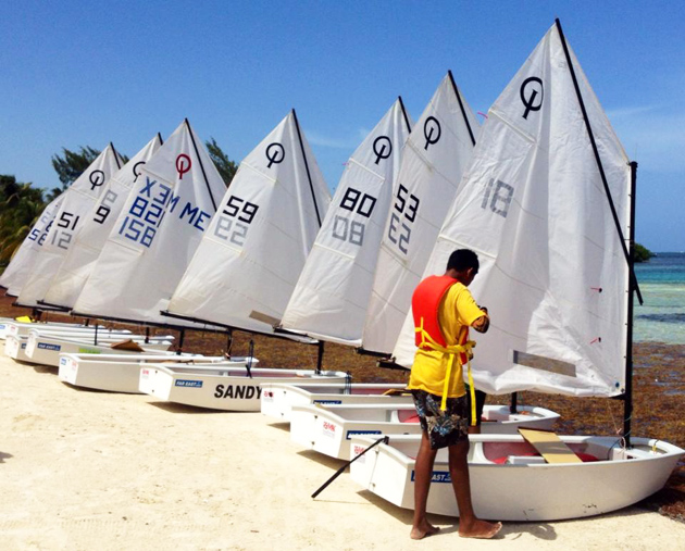 San Pedro Sailing Club Hosts International Regatta Over Weekend