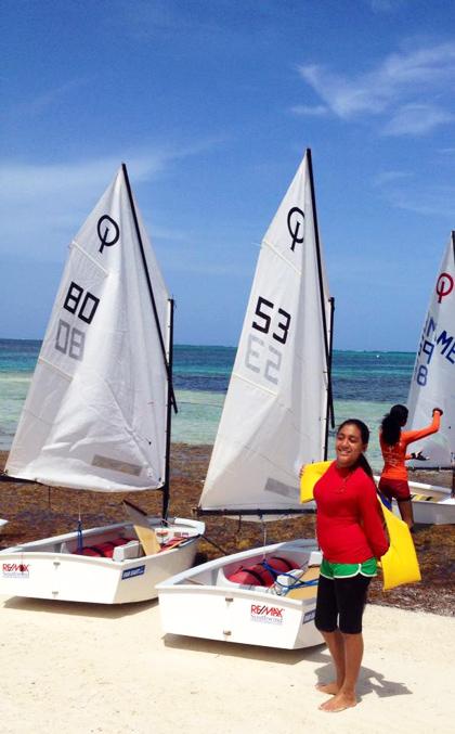 San Pedro Sailing Club Hosts International Regatta Over Weekend