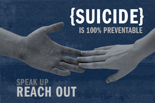 World Suicide Prevention Day 2014