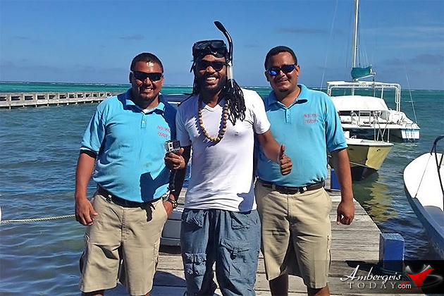 Trinidad Entertainer Machel Montano is One with Belize