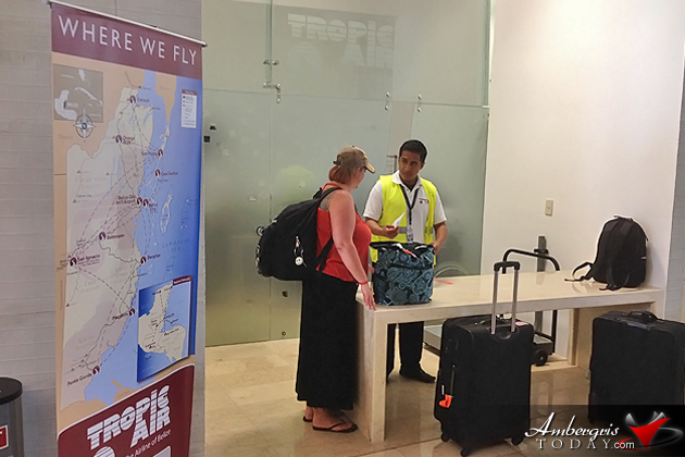 Cancun-Belize Connection Made Easy via Tropic Air