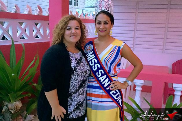 Miss San Pedro Michelle Nuñez Works on Empowering WomenMiss San Pedro Michelle Nuñez Works on Empowering Women