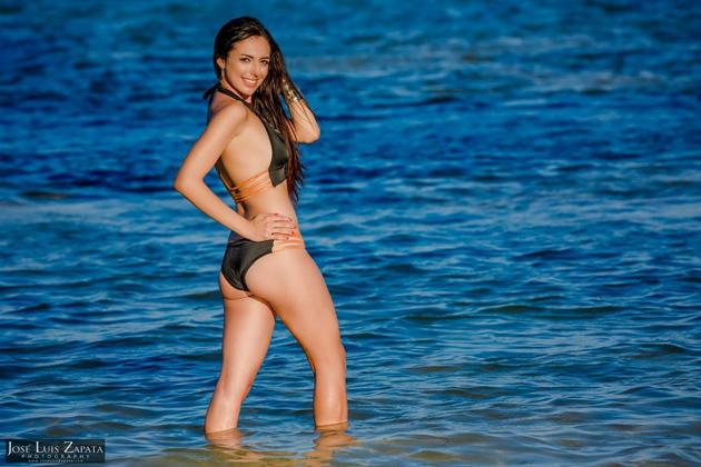 Raquel Badillo to Represent Belize at Miss World Pageant 2014