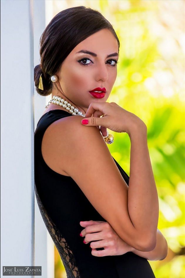 Raquel Badillo to Represent Belize at Miss World Pageant 2014